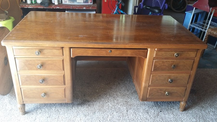 Central Desk Chicago My Antique Furniture Collection