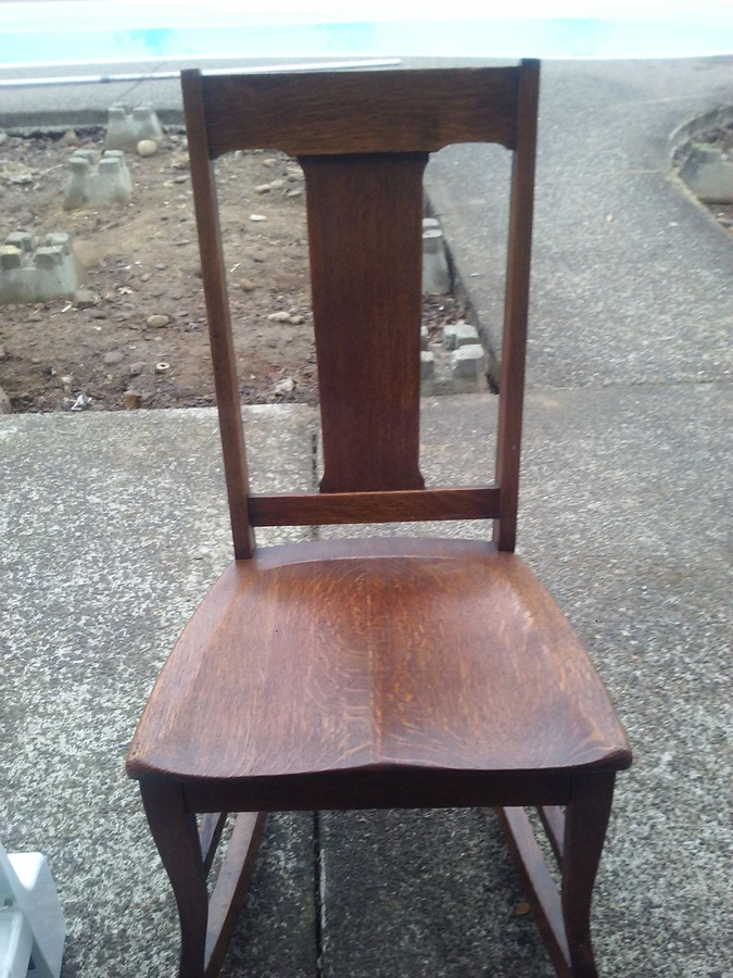 Buffalo Works Rocking Chair