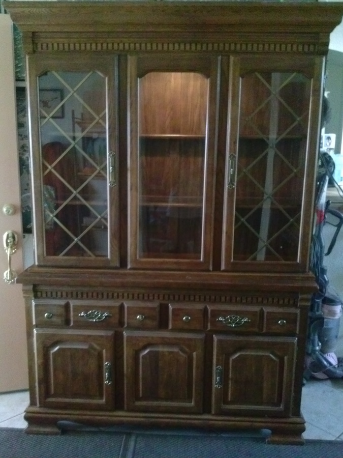 looking for history info on my hutch u0026 buffet