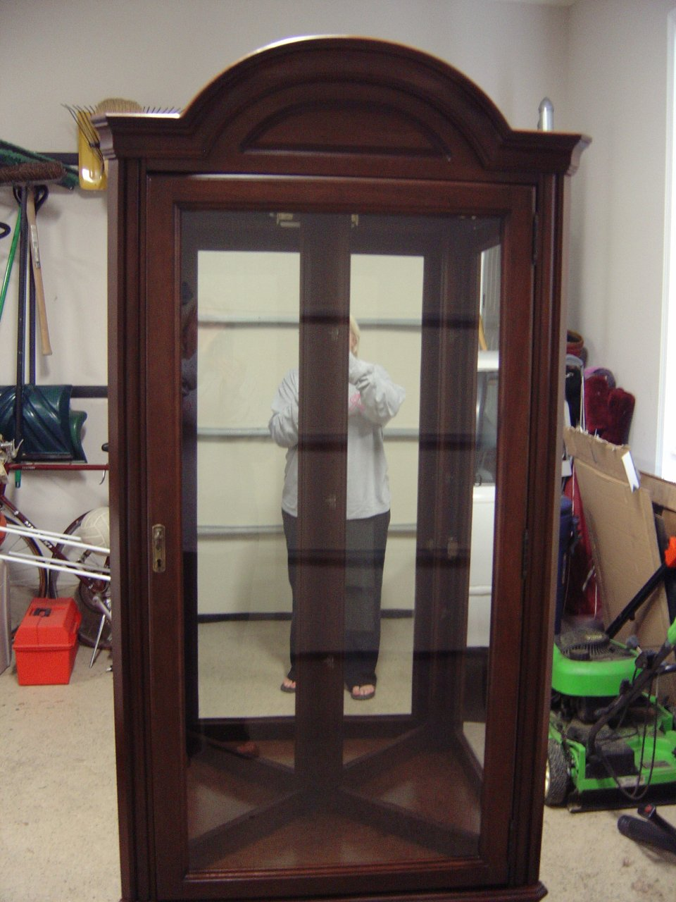 Jasper Curio Cabinet Condition My Antique Furniture Collection