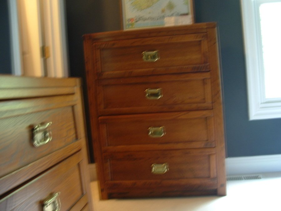 Does anyone have any idea of the value of this Young Hinkle bedroom  furniture. Young Hinkle Bedroom   My Antique Furniture Collection