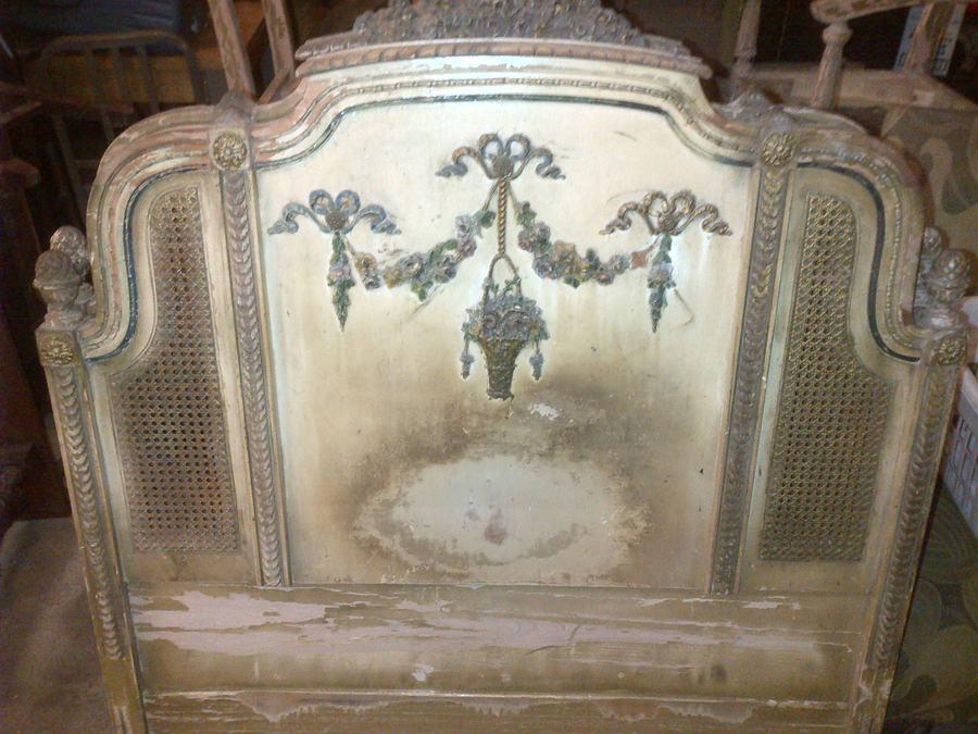 Old ornate bedroom set my antique furniture collection - Ornate bedroom furniture ...
