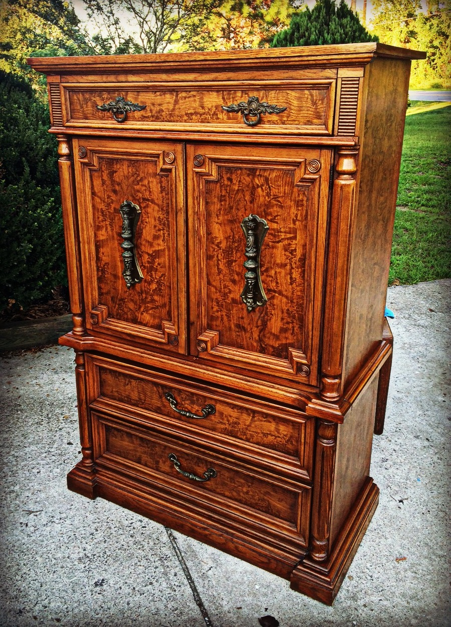 Dixie Of Lexington Furniture Armoire My Antique