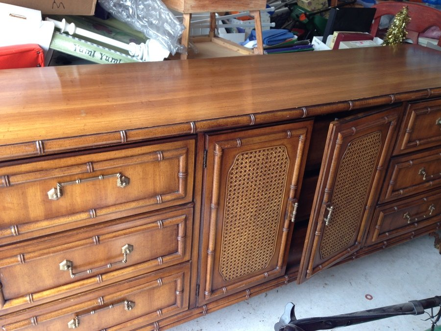 Where Is The Best Place To Sell A Piece I Have This Dixie Tahiti 9 Drawer My Antique
