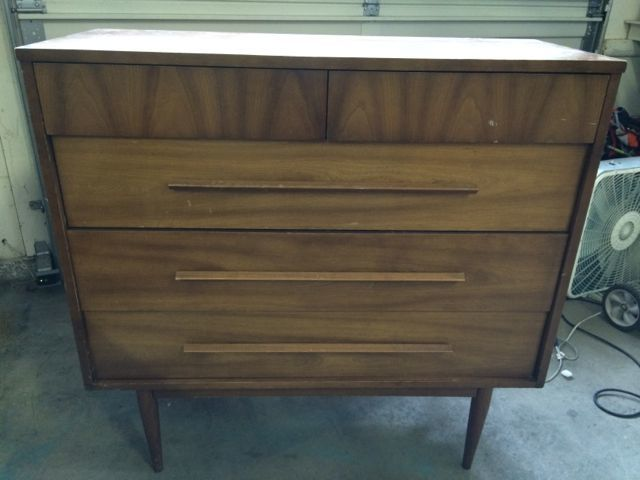 have a dixie bedroom set with 2 dressers full size headboard