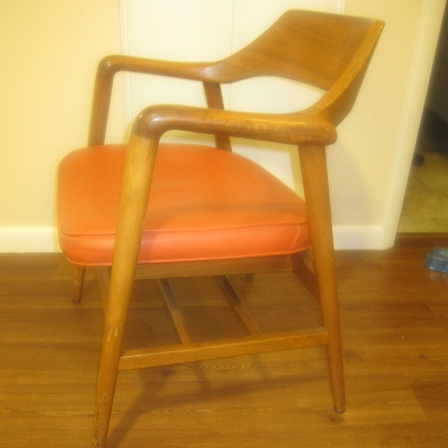 My Antique Furniture Collection Re W H Gunlocke Chair Value Discussion Board