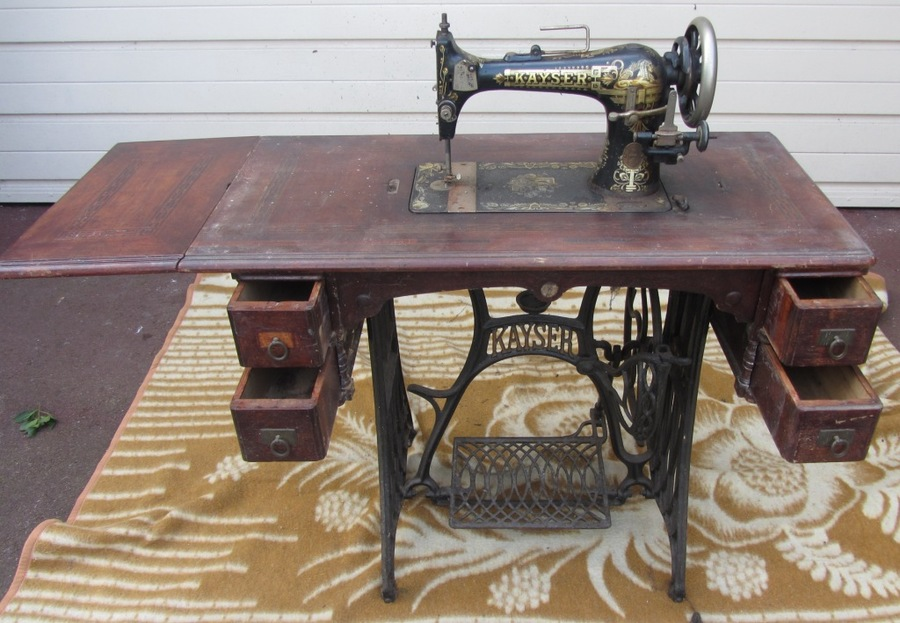 value my singer sewing machine