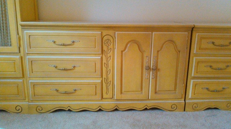american of martinsville bedroom set