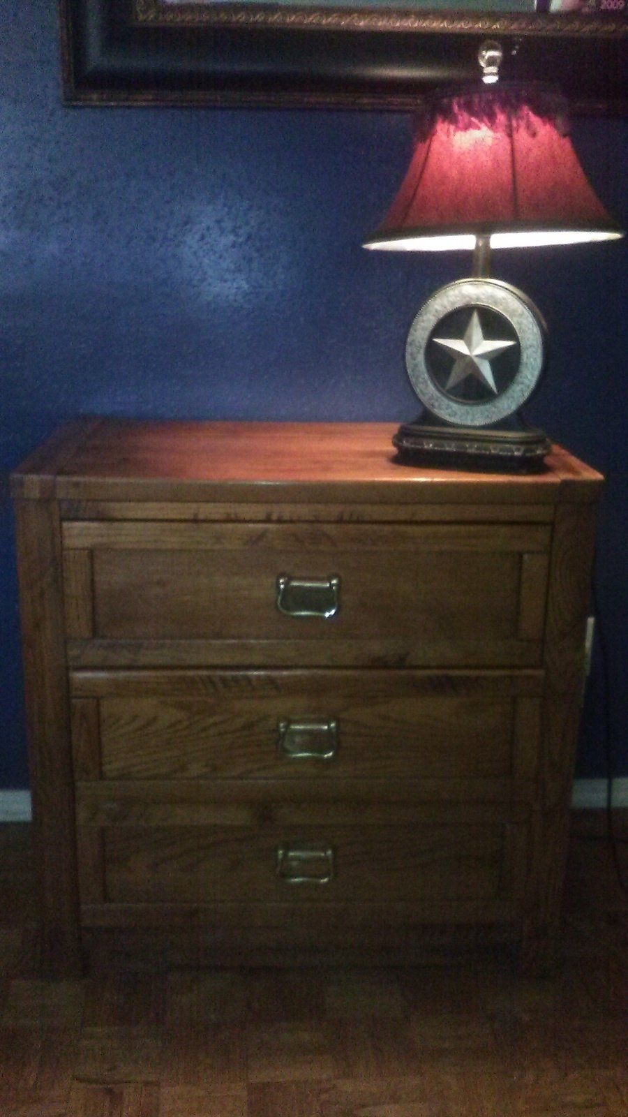 I have the 3 drawer match to your set. Young Hinkle Bedroom   My Antique Furniture Collection
