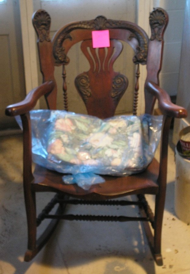 please help identify antique rocking chair my antique furniture collection. Black Bedroom Furniture Sets. Home Design Ideas