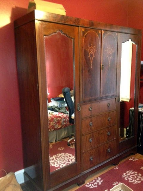 Armoire Age And Value
