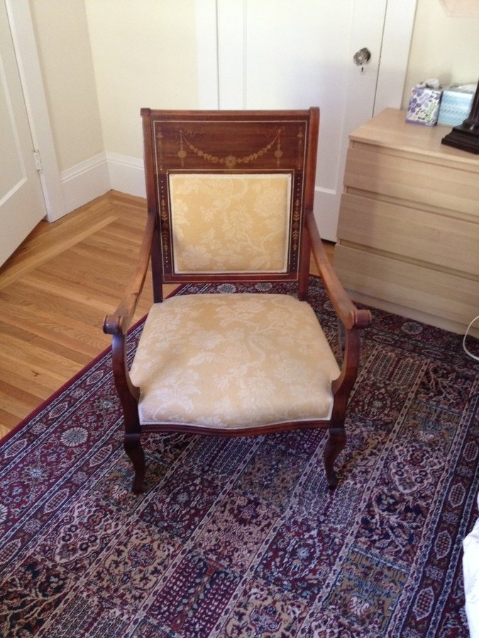 Help Identify Antique Chairs Washington Dc My Antique Furniture Collection