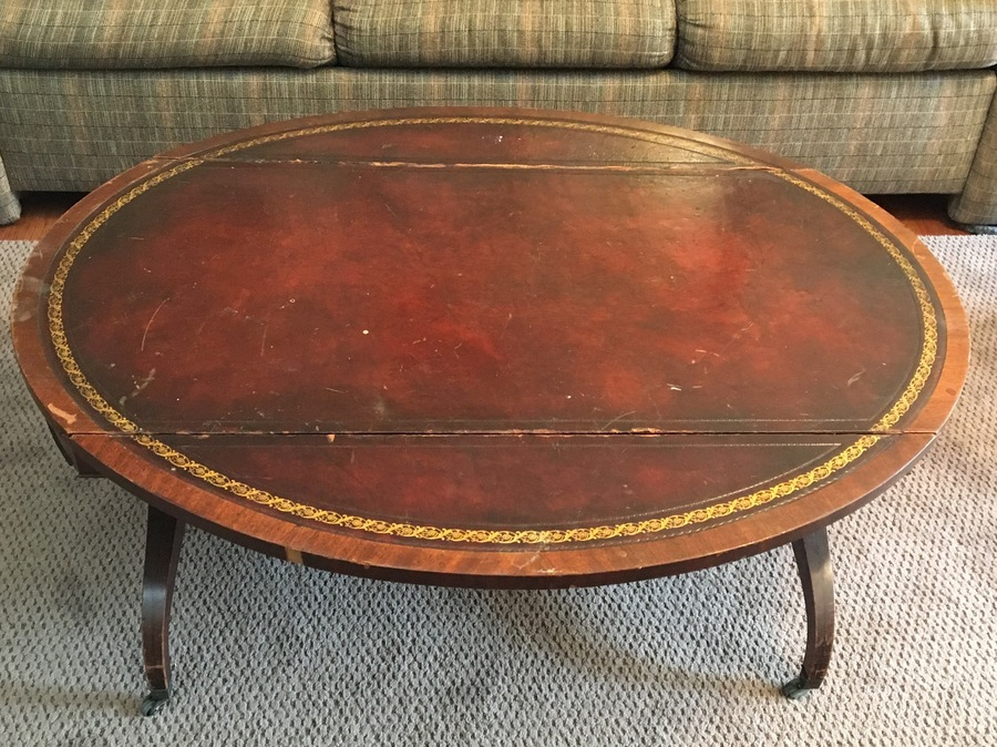 Can You Tell Me The Value Of This Coffee Table Weiman