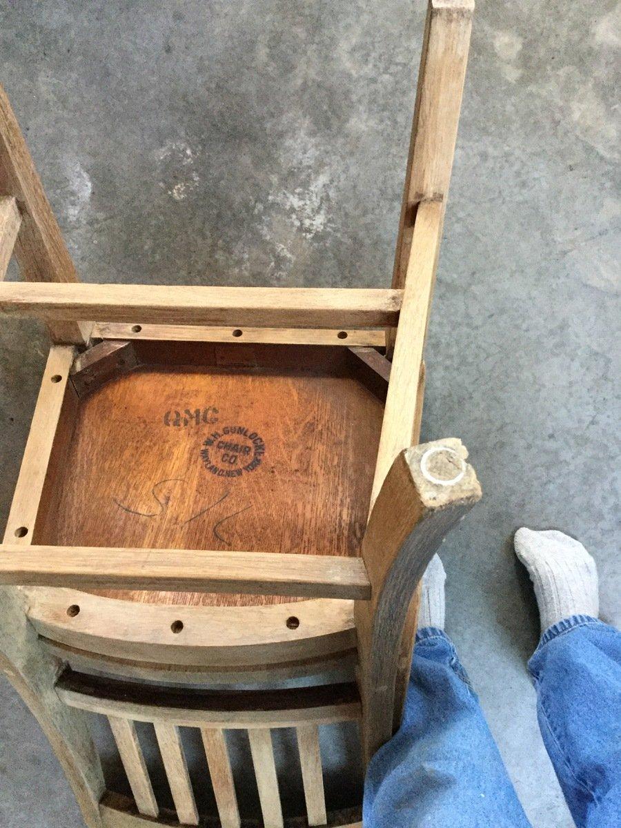 dating gunlocke chair