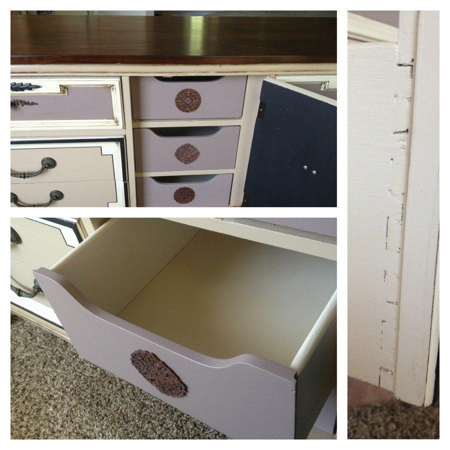 Please Help Me Estimate Value Of This Dixie Triple Dresser