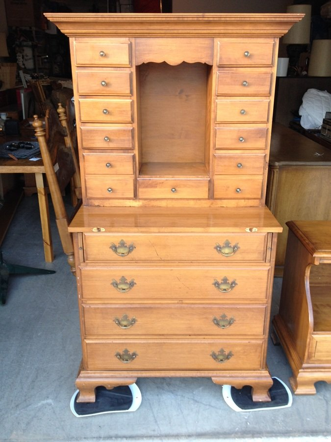 Sprague Carleton Dresser My Antique Furniture Collection
