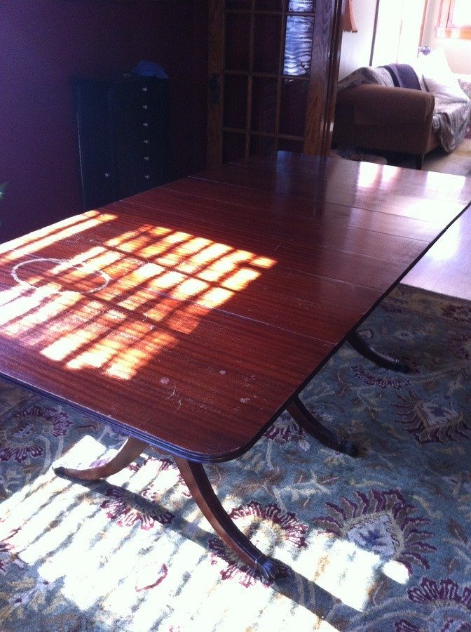 I have a 1930 phoenix chair compnay dining table that can for Where can i buy vintage furniture