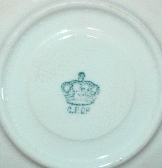 China Mark Identification My Antique Furniture Collection