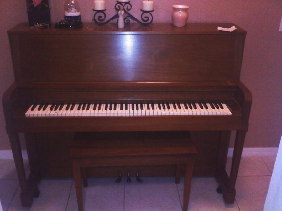 Everett Yamaha Piano Serial Number