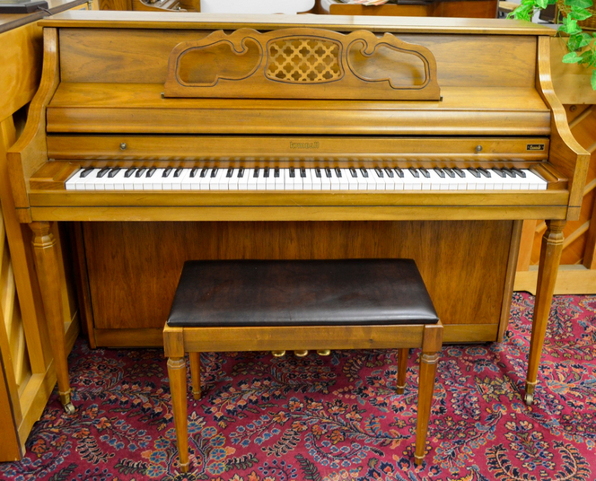 I 39 m looking for the dimensions of the kimball h455 console for Piano upright dimensions