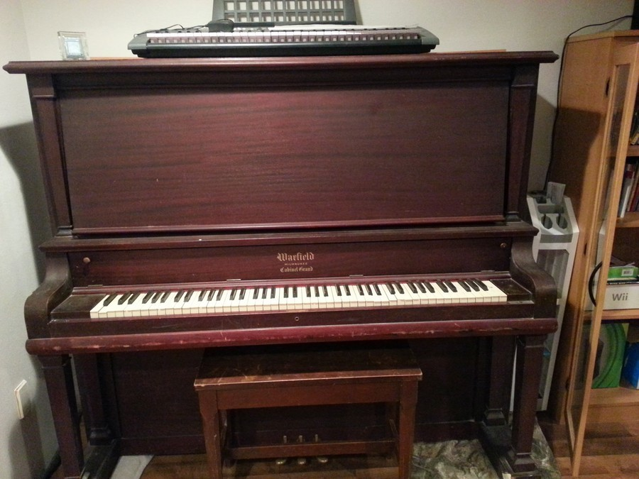 Cabinet Grand Piano - thesecretconsul.com