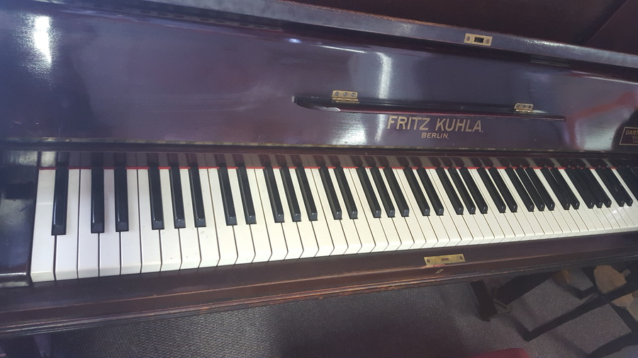 I Have The Opportunity To Buy A Fritz Khula Model P