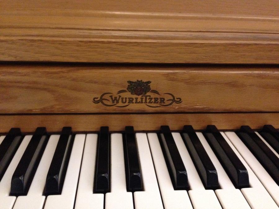 Wurlitzer Studio Piano Research My Piano Friends