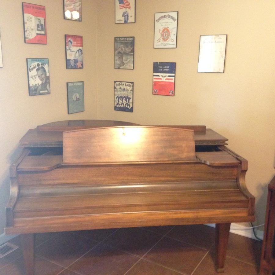 Andrew Kohler Small Grand 7595 My Piano Friends
