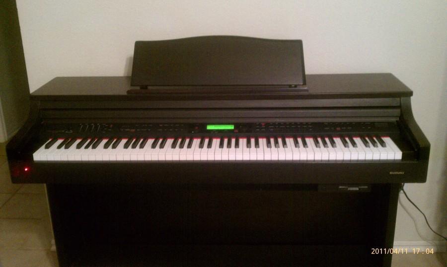 Suzuki Digital Piano Sticky Keys