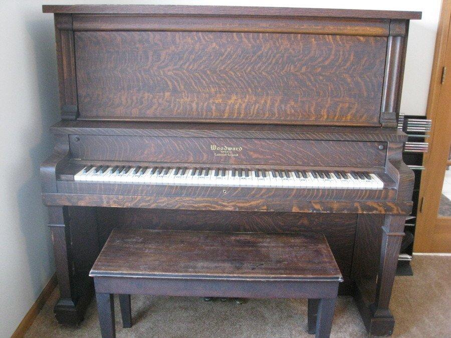 Cabinet Grand Piano - thesecretconsul.com
