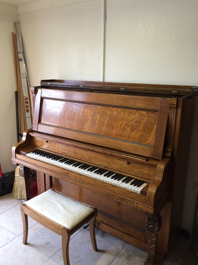 How Much Does A Yamaha Upright Piano Worth
