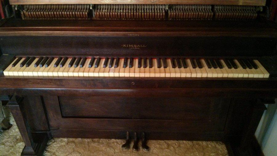 kimball piano dating