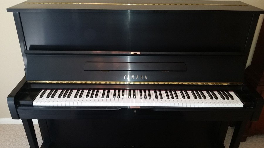 Asking price for my 1996 yamaha u1 my piano friends for Yamaha piano dealer near me