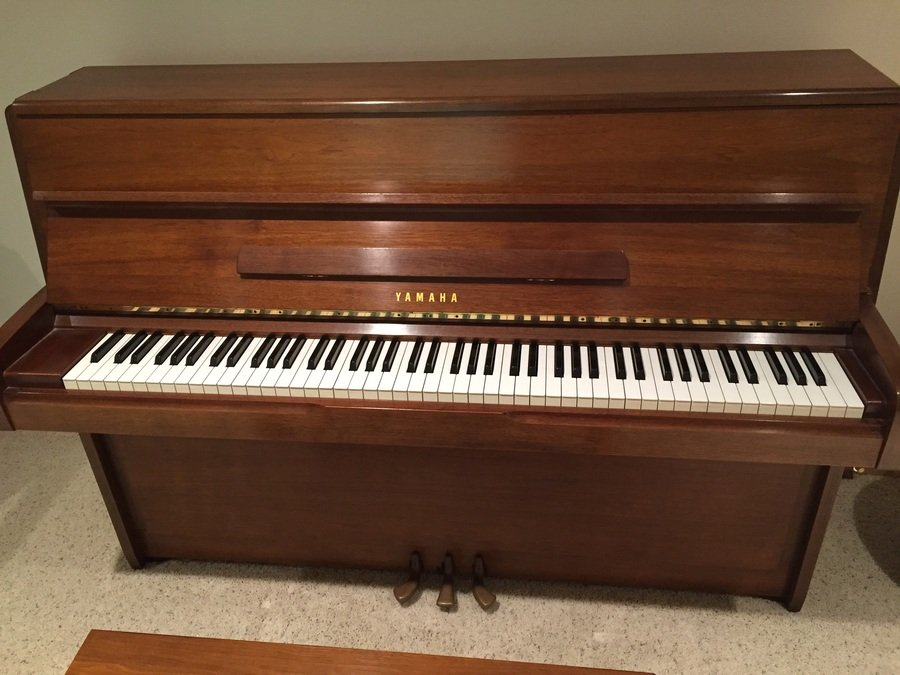 yamaha m1a 1972 my piano friends