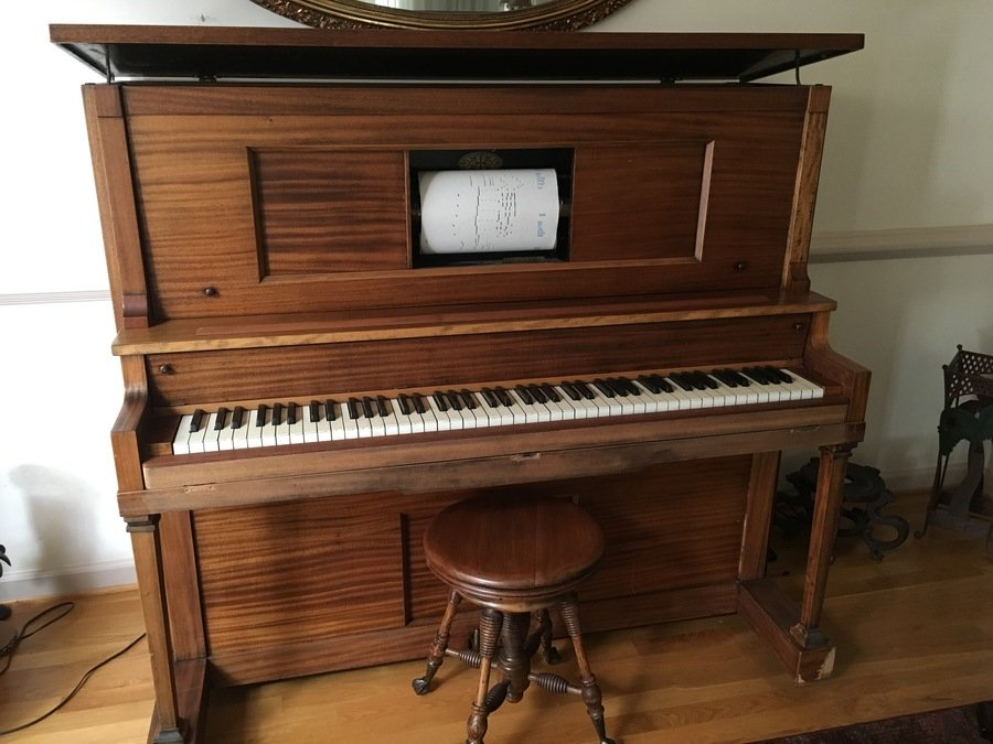 cable spinet piano with serial number 409185