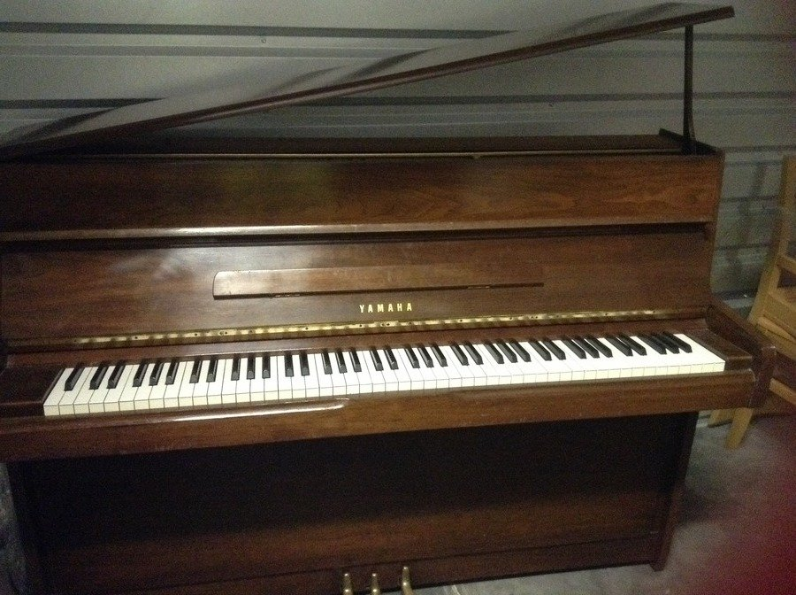 1960 39 s yamaha m1a upright piano my piano friends