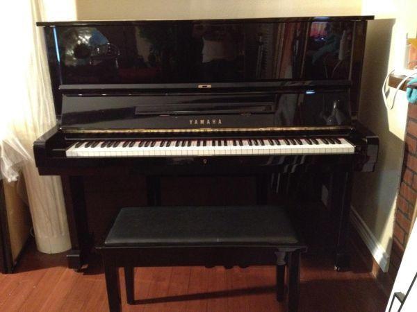 Yamaha u2 series upright with serial number 1141032 my for Yamaha u2 piano