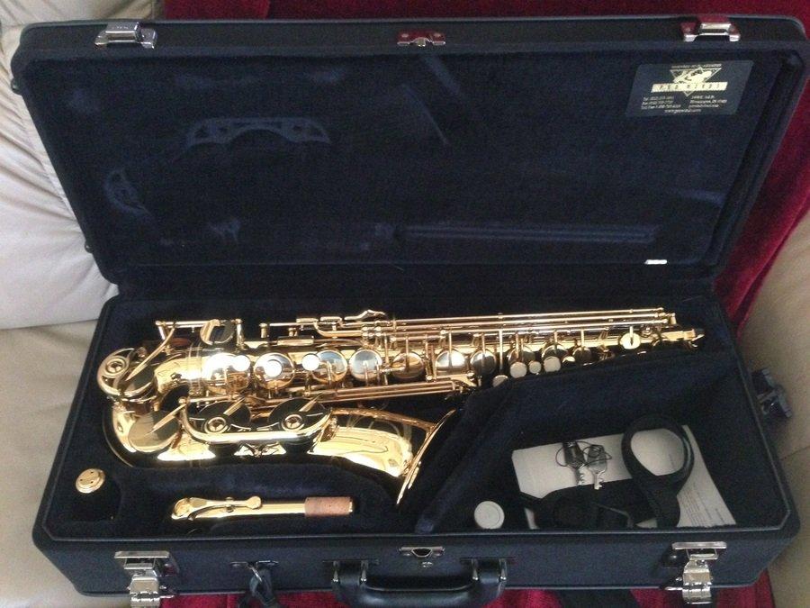 Yamaha Sax Serial Number Year