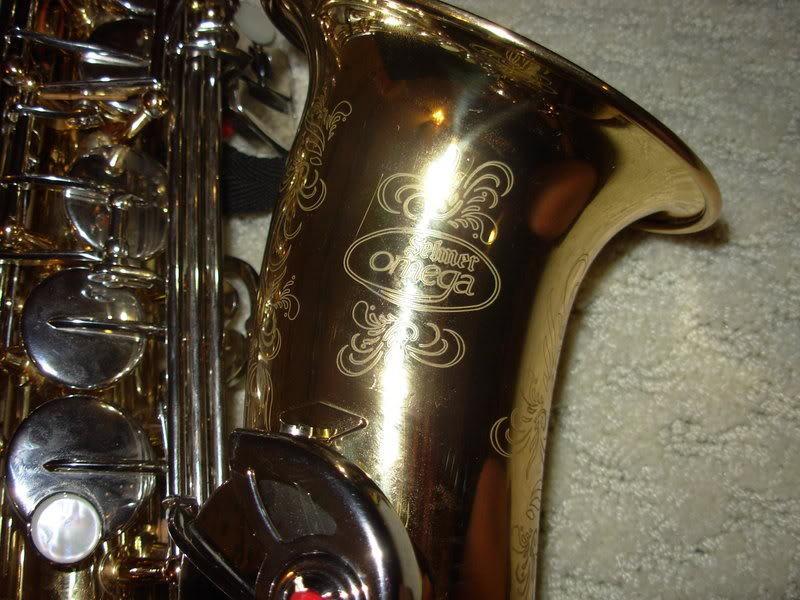 Refurbished Bundy II Tenor Saxophone, Good Condition