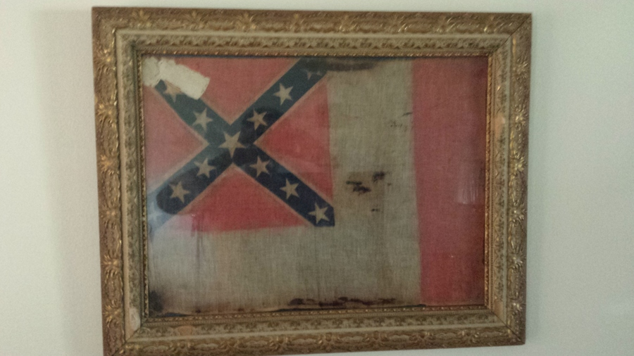 could this be an authentic confederate flag american civil war forum
