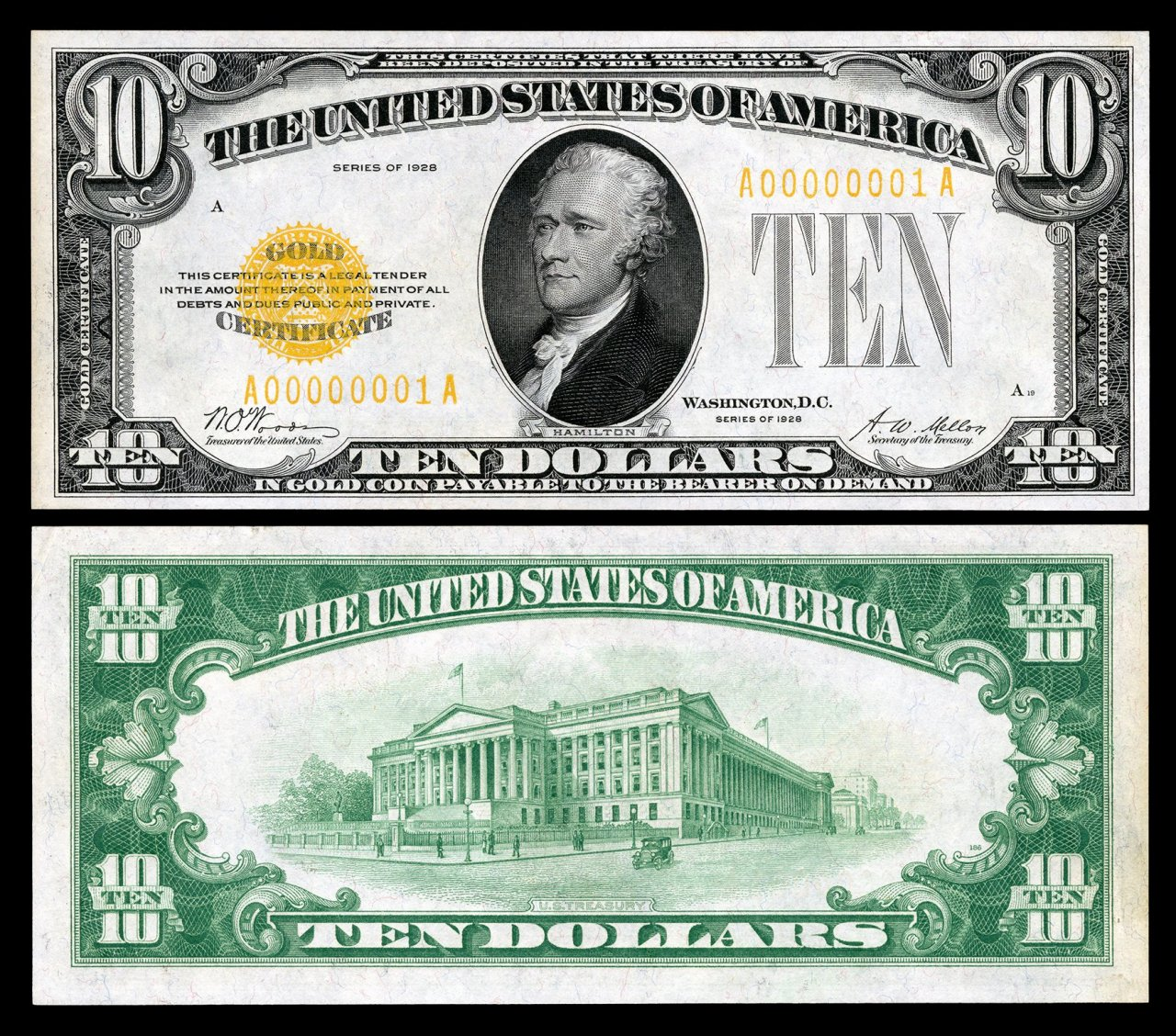 Bill artifact collectors collectors are usually willing to pay extra for bills with one of the following low serial numbers any serial numbers 1betcityfo Choice Image