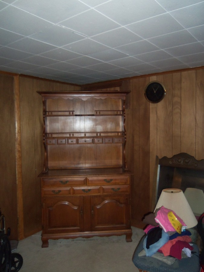 I Believe This Hutch Was Made In The 1960 S From The Hale