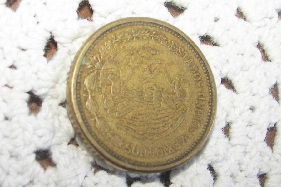 1934 0 V Carranza Coin Artifact Collectors