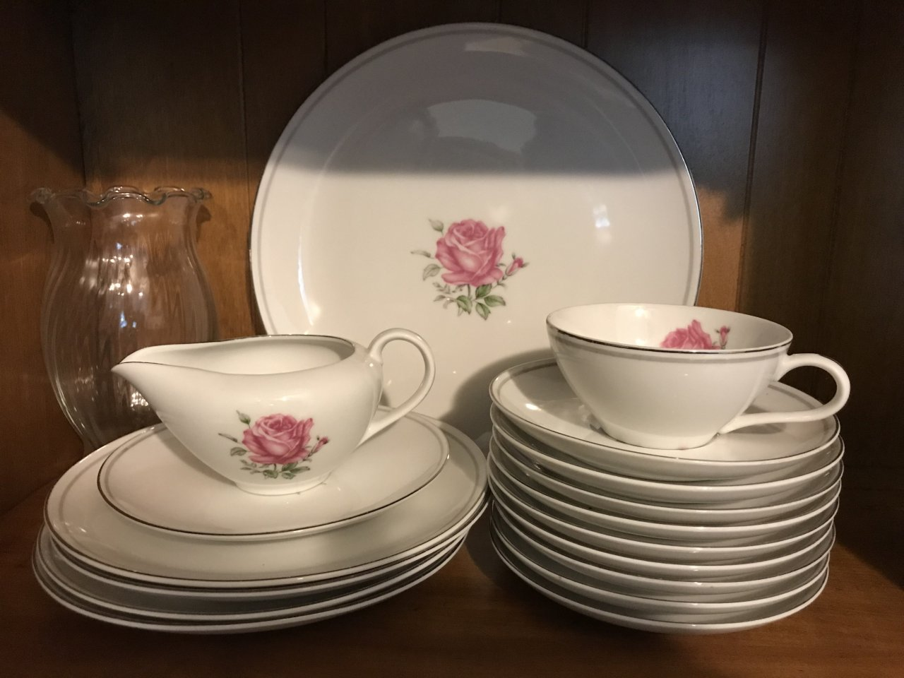 Imperial Rose China Downsizing 6 months ago & Imperial Rose China | Artifact Collectors