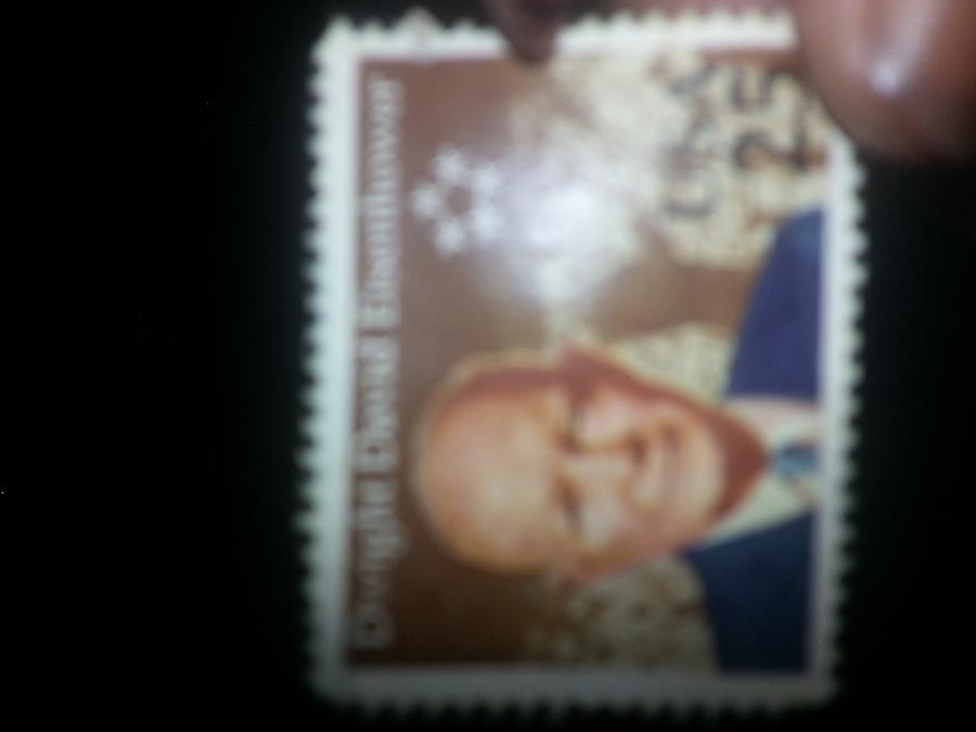 Price Of A Dwight Eisenhower Stamp