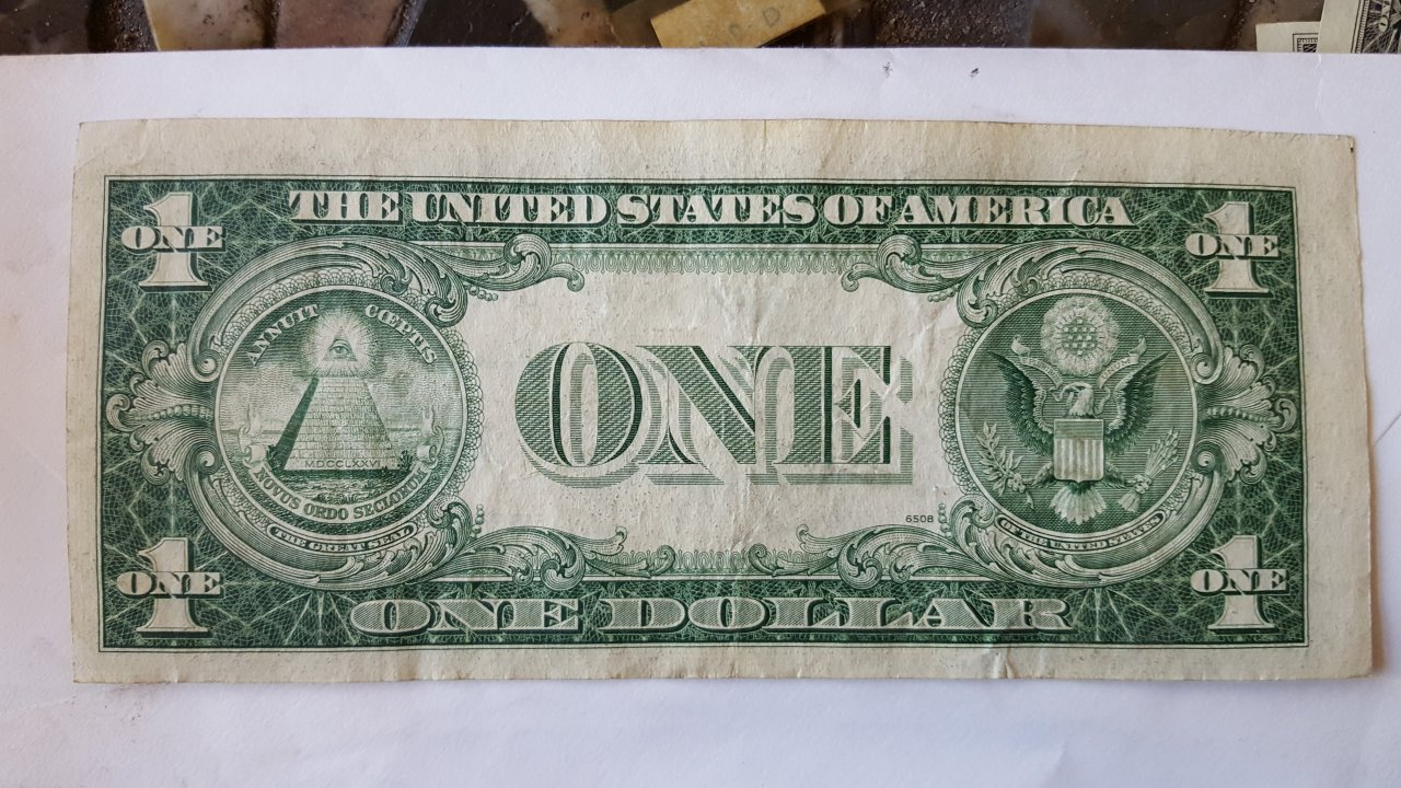 I have a 1935g one dollar silver certificate that has significant i have a 1935g one dollar silver certificate that has significant faulty alignment id like to know its value xflitez Gallery
