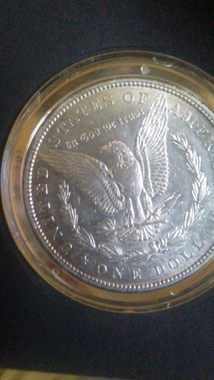 How Much Is E Pluribus Unum 1880 Silver Dollar Coin Worth