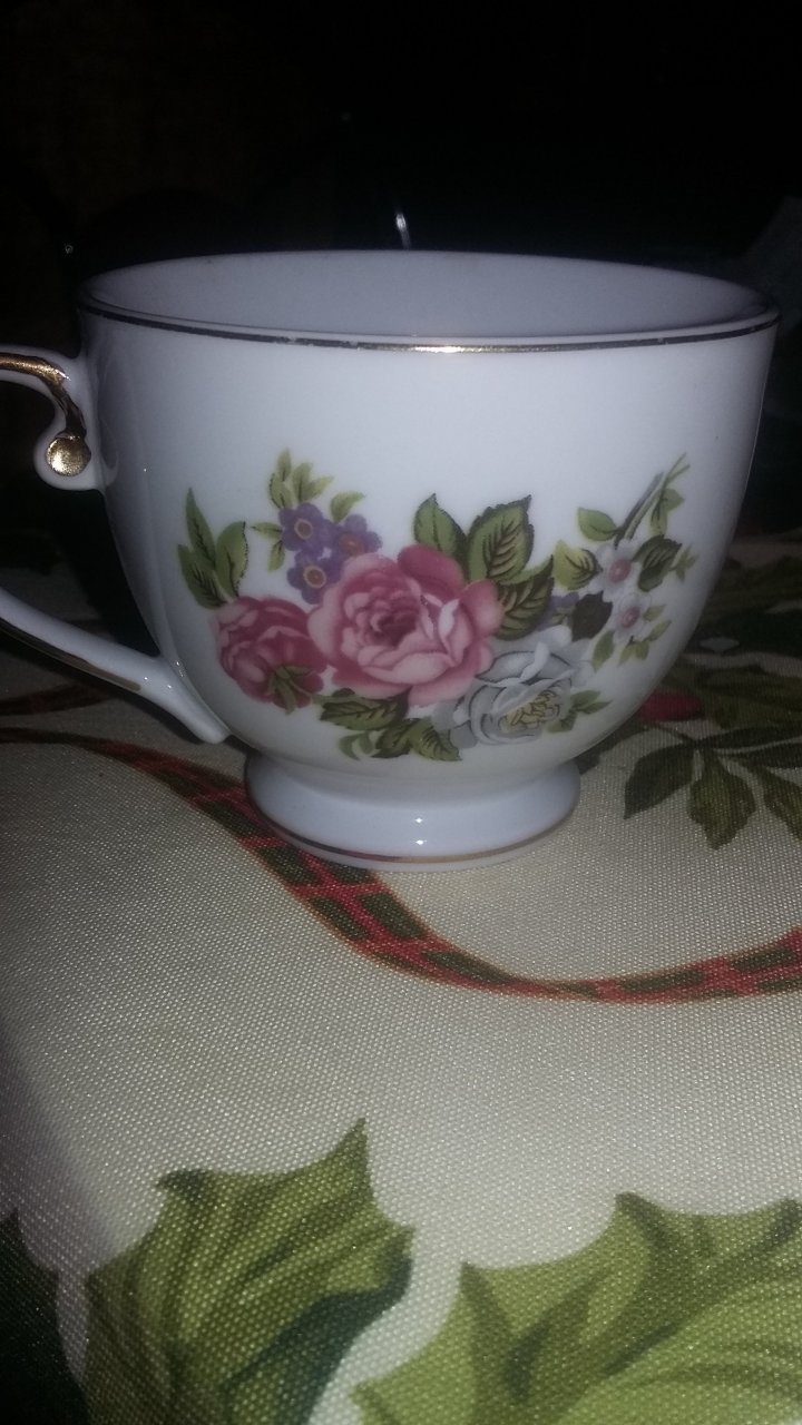 Antique Foley Harmony Rose | Artifact Collectors