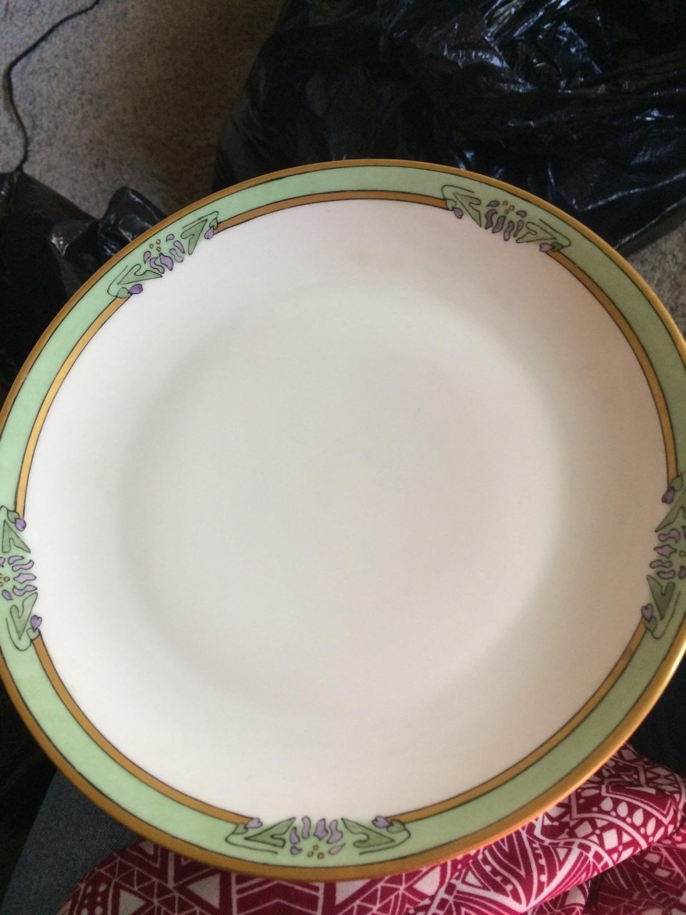 Meito China Pattern Identification Custom Decoration