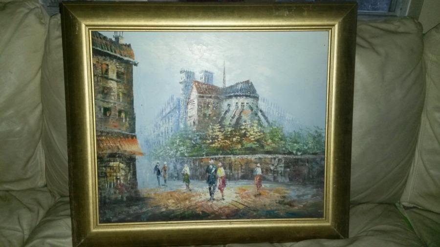 Kent Oil Painting Auction